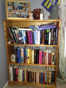 Nancy's Favorites Bookshelf
