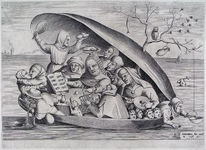 Pieter van der Heyden, 1562