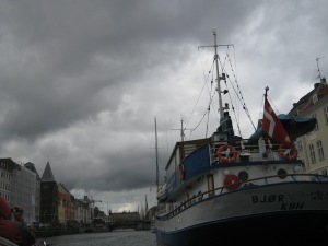 Copenhagen: Almost gray enough to be Seattle