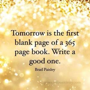 Write a Good One