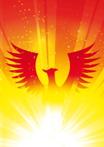 The Phoenix: Mythical Beast That Rises From the Ashes