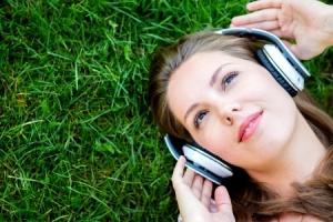 audible, audiobooks, justine covington