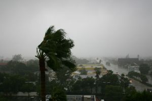 Hurricane Katrina. (Photo: Gregory Pelt/Shutterstock)