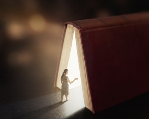 Lost In A Book