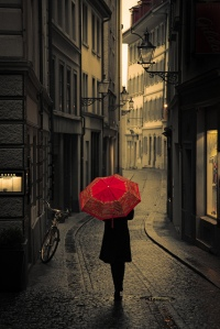 Red Rain by Stefano Corso, courtesy of Creative Commons