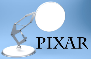 Pixar and the Pixar Light (c) Walt Disney Studios.