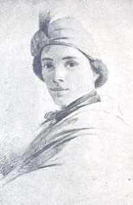 A young handsome man in a turban.