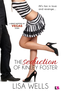 Seduction of Kinley Foster, Lisa Wells