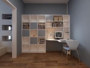 9061771 - interior fashionable room rendering