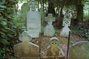 Highgate Cemetery © Eldridge Photography