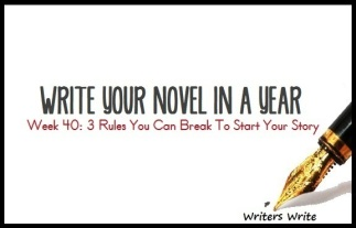 write_your_novel_week_40_3_rules