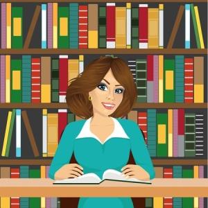 library-girl