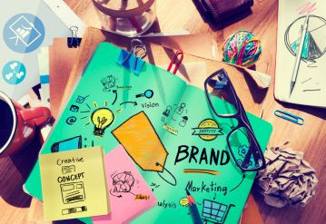 41323542 - brand branding marketing commercial name concept