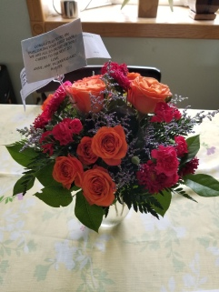 Roses from A&A