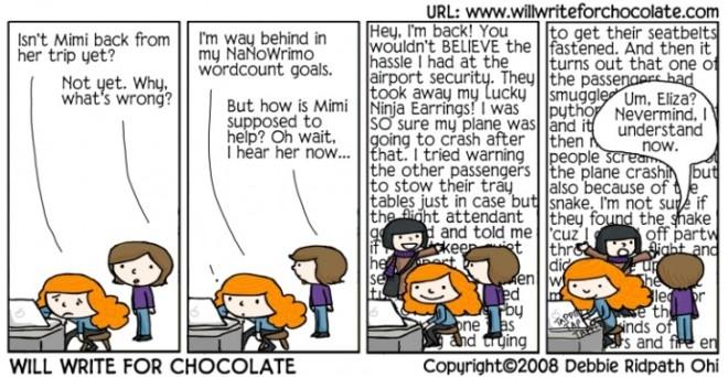 Nano Chocolate