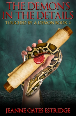 demon's in the details ebook cover