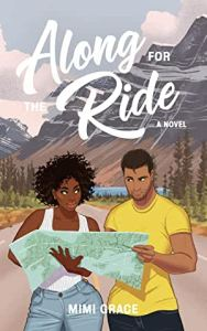 Black woman and Samoan man out in the wildnerness, arguing sexily over a roadmap.