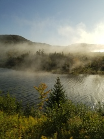 Cape Breton fog