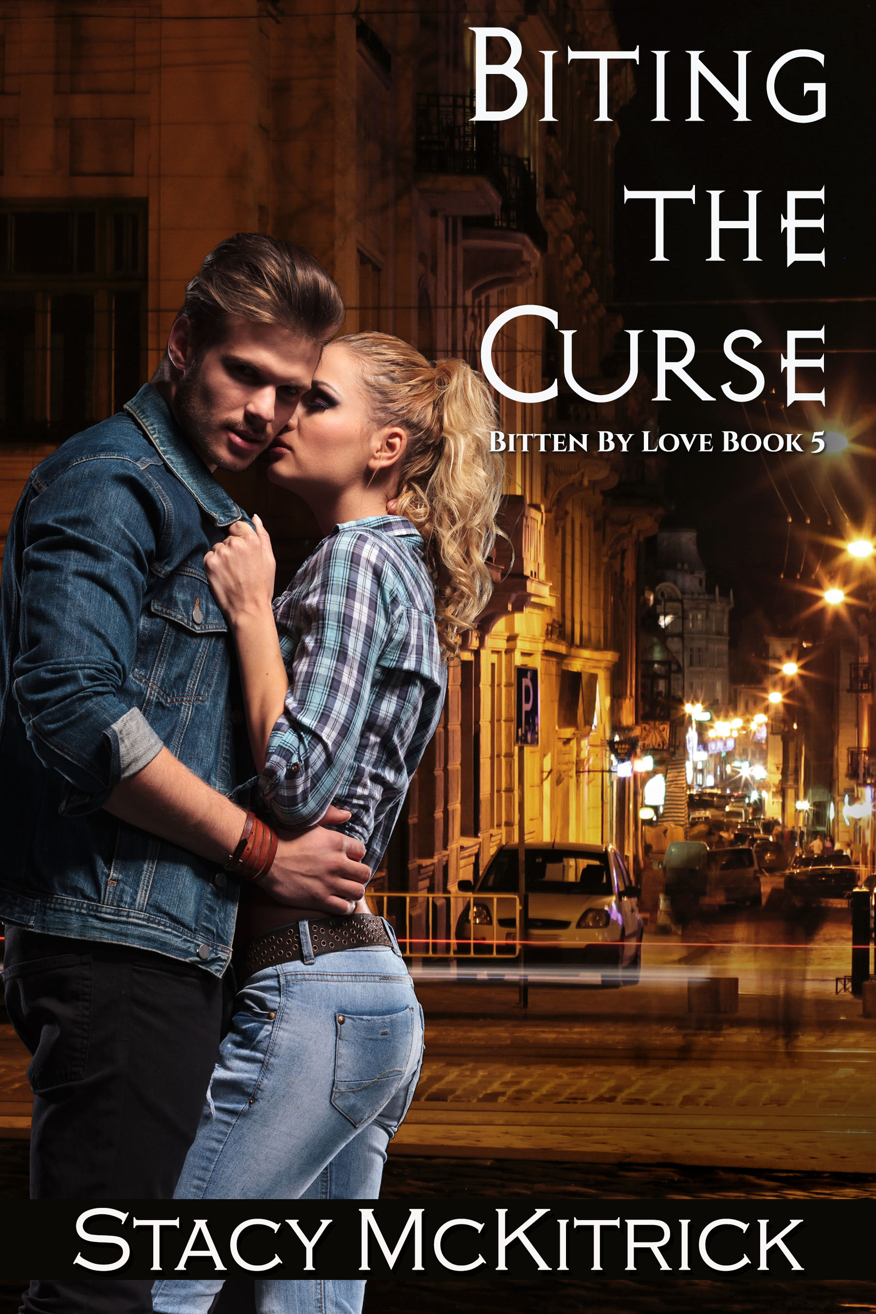 Biting The Curse, FINAL front cover