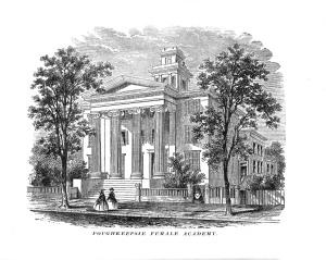 Poughkeepsie Female Academy, 1877
