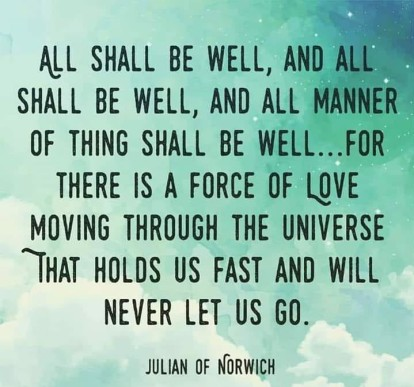 Quote from Julian of Norwich